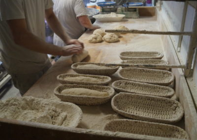 Przygotowywanie chleba