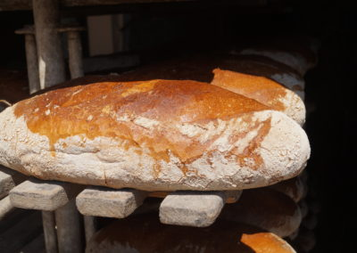 Gotowy chleb