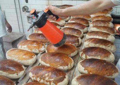 Chleb pryskany